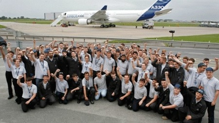 Get to Know the Airbus Apprenticeships in the UK