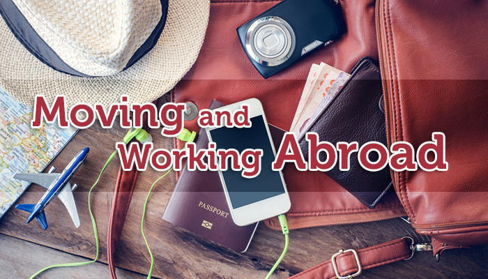 moving working abroad