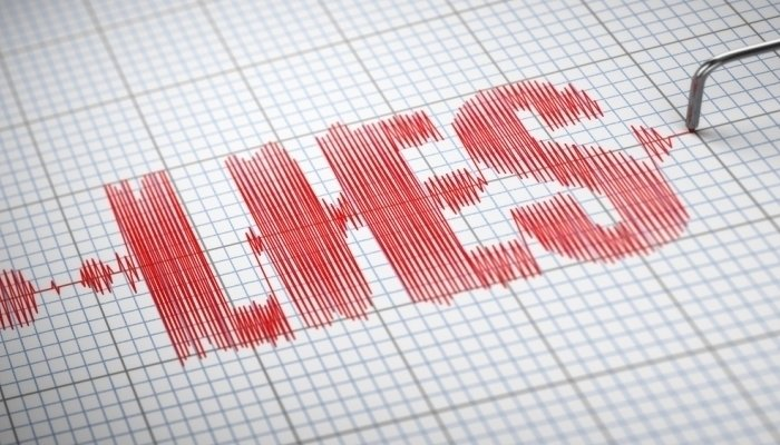 red lies word