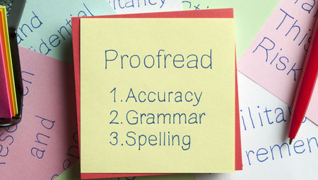 10 Fool-Proof Proofreading Tips to Improve Your CV