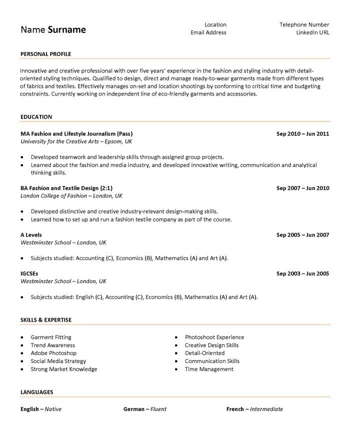 What's the Difference Between a CV and a Résumé? (+ Samples)