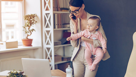 8 Simple Survival Tips for Working Mums