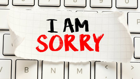 How to Write an Apology Letter for Making a Mistake at Work