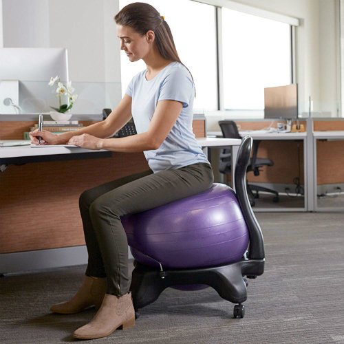 10 Alternative Office Chairs Your Back Will Love