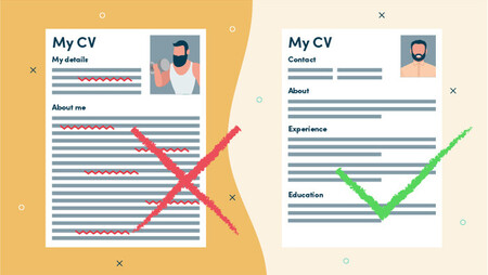 25 Common CV Mistakes to Avoid If You Really Want that Job